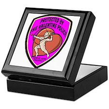 The Valentine Police Keepsake Box