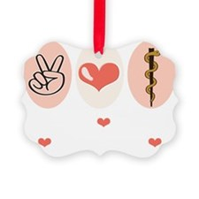 PediatricsDOPLDkT Ornament