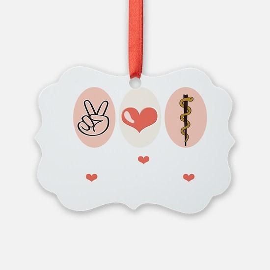 PediatricsDOPLDkT Ornament