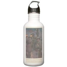 Americana Engraving YM Water Bottle