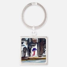 Sex and the City 2 Square Keychain