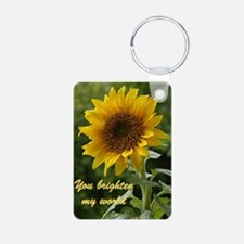 MAY 27TH SUNFLOWER YOU BRI Keychains
