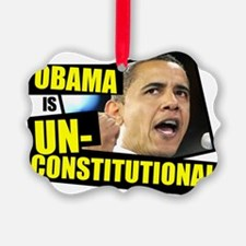 (4)-Worst-President-Ever Ornament