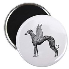 Pegasus Greyhound Magnet
