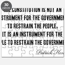 Patrick-Henry-(govt)-white-shirt Puzzle