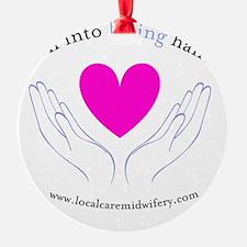 LCM_loving_hands Ornament