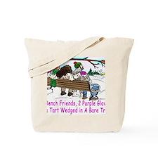 3BF mousepad Tote Bag