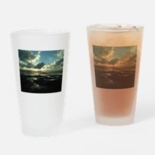 Holy Island Old Causeway Drinking Glass