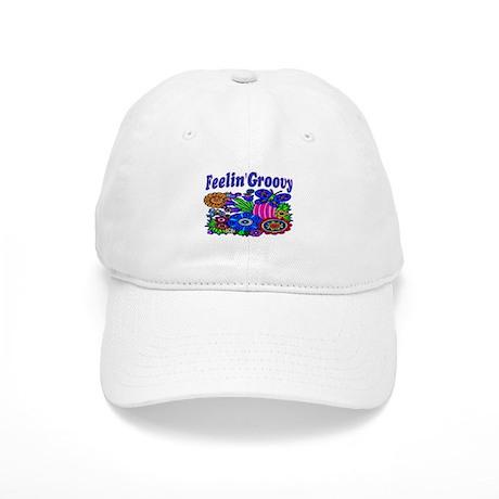 FEELIN' GROOVY Cap