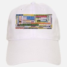 Father Mug Baseball Baseball Cap