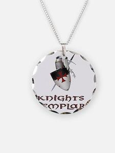KNIGHTS TEMPLAr copy Necklace