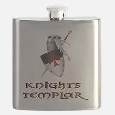 KNIGHTS TEMPLAr copy Flask