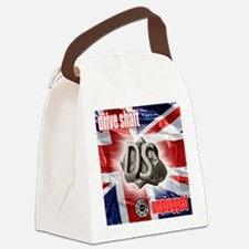 3-driveshaft unplugged Canvas Lunch Bag