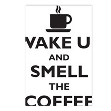 wake-up Postcards (Package of 8)