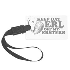 ersters_gray Luggage Tag
