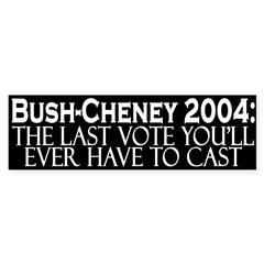 The Last Vote You'll Ever Have to Cast