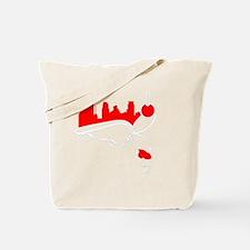 Cherry Spoon Tote Bag