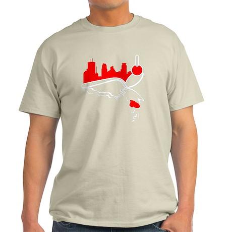 Cherry Spoon Light T-Shirt