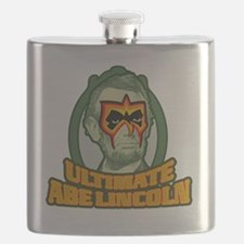 Ultimate Abe Lincoln Flask