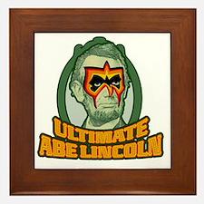 Ultimate Abe Lincoln Framed Tile