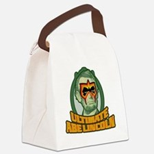Ultimate Abe Lincoln Canvas Lunch Bag