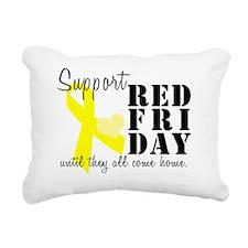 redfriday Rectangular Canvas Pillow