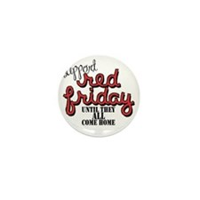 redfriday2 Mini Button