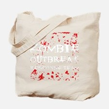 zombie-outbreak-team-2 Tote Bag