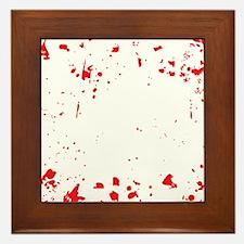 zombie-outbreak-team-2 Framed Tile