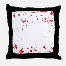 zombie-outbreak-team-2 Throw Pillow
