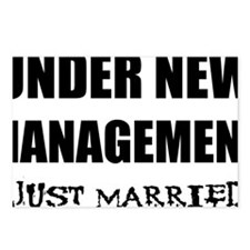 2-just-married Postcards (Package of 8)