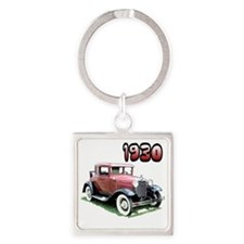 FordAcpe-10 Square Keychain
