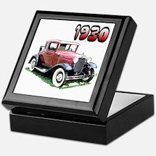 FordAcpe-10 Keepsake Box