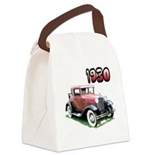 FordAcpe-10 Canvas Lunch Bag