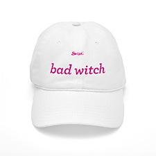 SWI_t_11_back_bad_witch Baseball Cap