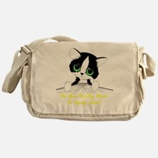 studynowcattrans Messenger Bag