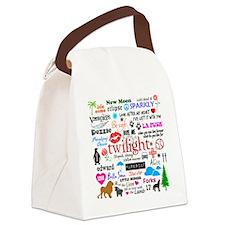 Twilight Memories Canvas Lunch Bag