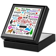 Twilight Memories Keepsake Box