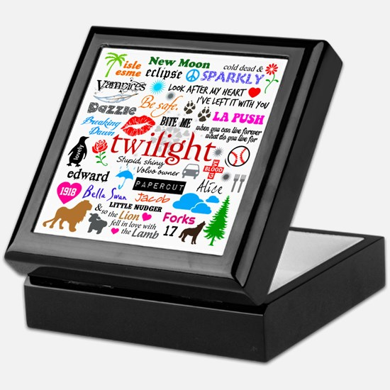 Twilight Memories Keepsake Box