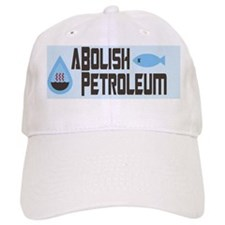 abolish-petrol-OV Baseball Cap