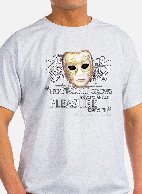 Shakespeare Taming of the Shr T-Shirt