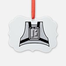 rebel pilot front Ornament