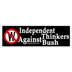 Independent Thinkers Against Bush