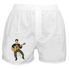 Guitar Player Boxer Shorts