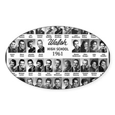 WALSH61 Class-Mousepad Decal