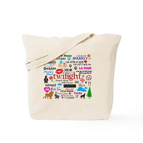 Twilight Mem MP Tote Bag