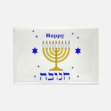 Happy Hanukkah Magnets