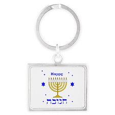 Happy Hanukkah Keychains