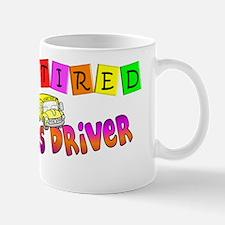 Retired Bus Driver Mug