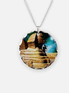 2-Sphinx78 Necklace